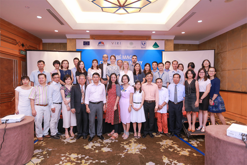 Closing ceremony of sub-project: Promoting fair trade in Vietnam