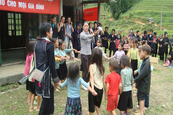 Household Economic Development Component under the Action Plan for Preventing Child Labor in Lao Cai Province