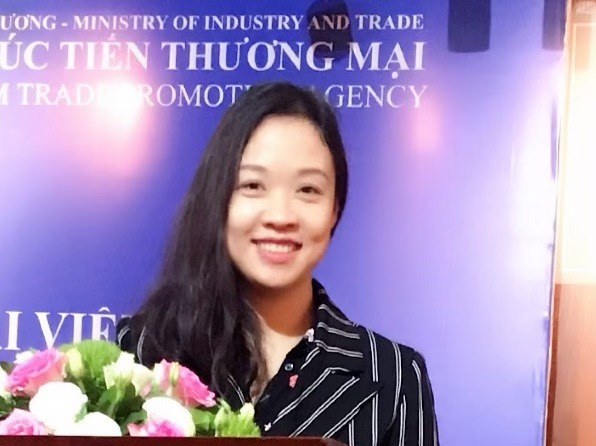 Dr. Nguyen Bao Thoa is concurrently Vietnam Hub-lead for project Trade for Sustainable Development (T4SD)