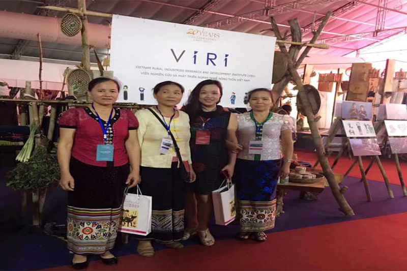 VIRI continous effort of supporting producers to access market